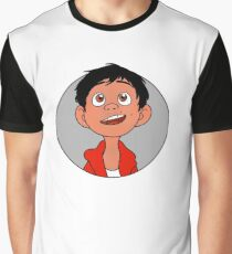 Miguel From Coco Graphic T-Shirt