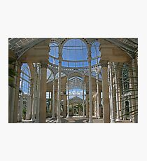 Inside the Great Conservatory, Syon Park Photographic Print