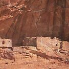 1st Ruin at Canyon de Chelly by Linda Sparks