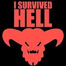 DOOM - I survived Hell by ItsameWario