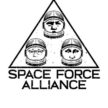 Space Force Alliance Trump Putin Kim Political Inspired Design by UGRcollection