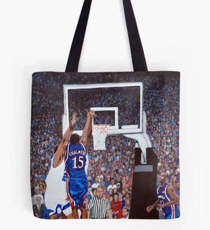 A Shot to Remember - 2008 National Champions Tote Bag