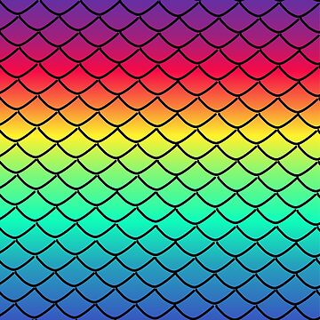 Rainbow Scales (1) by kclarkson