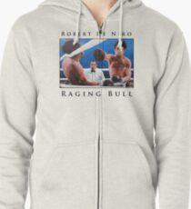 Raging Bull Zipped Hoodie