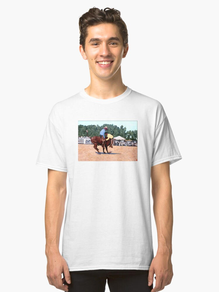 Alternate view of Cowboy Conundrum Classic T-Shirt