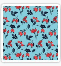 Viburnum berries Sticker