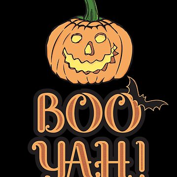 Halloween Booyah! Pumpkin by shadowisper