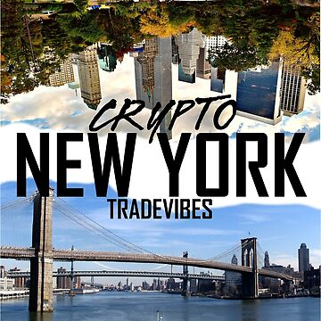 Crypto New York by ledgehanger