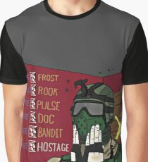 FUZE FEELS GOOD MEME STICKER Graphic T-Shirt