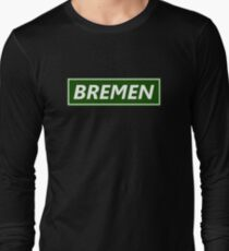 Bremen in the frame Long Sleeve T-Shirt