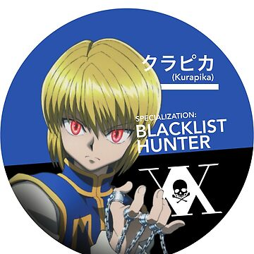 Kurapika (Hunter Association) by Devovas
