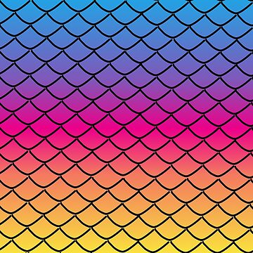 Rainbow Scales (10) by kclarkson
