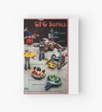 Arklon Robot Army Hardcover Journal