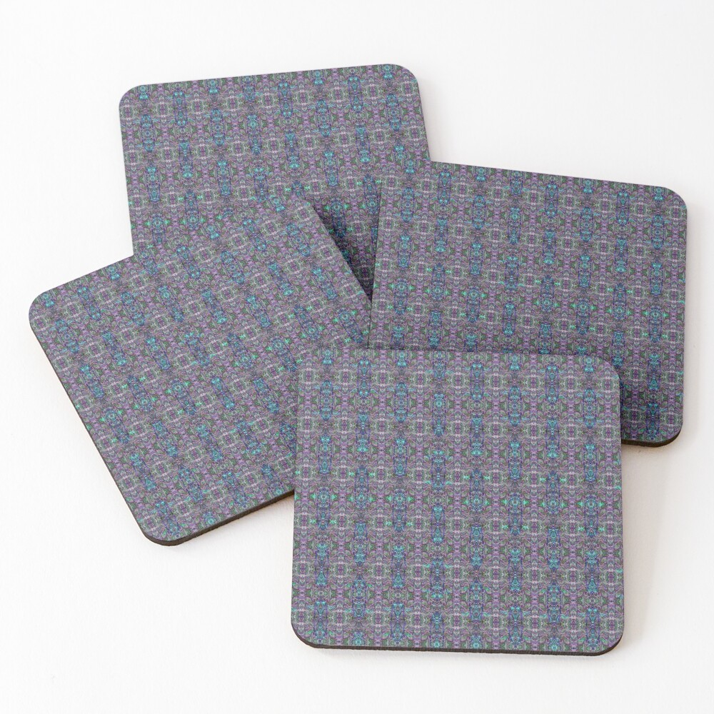 Lavender Fields Coasters (Set of 4)