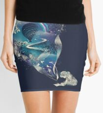 Dream Big Mini Skirt