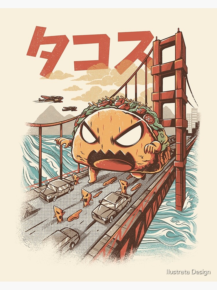 Takaiju by ilustrata