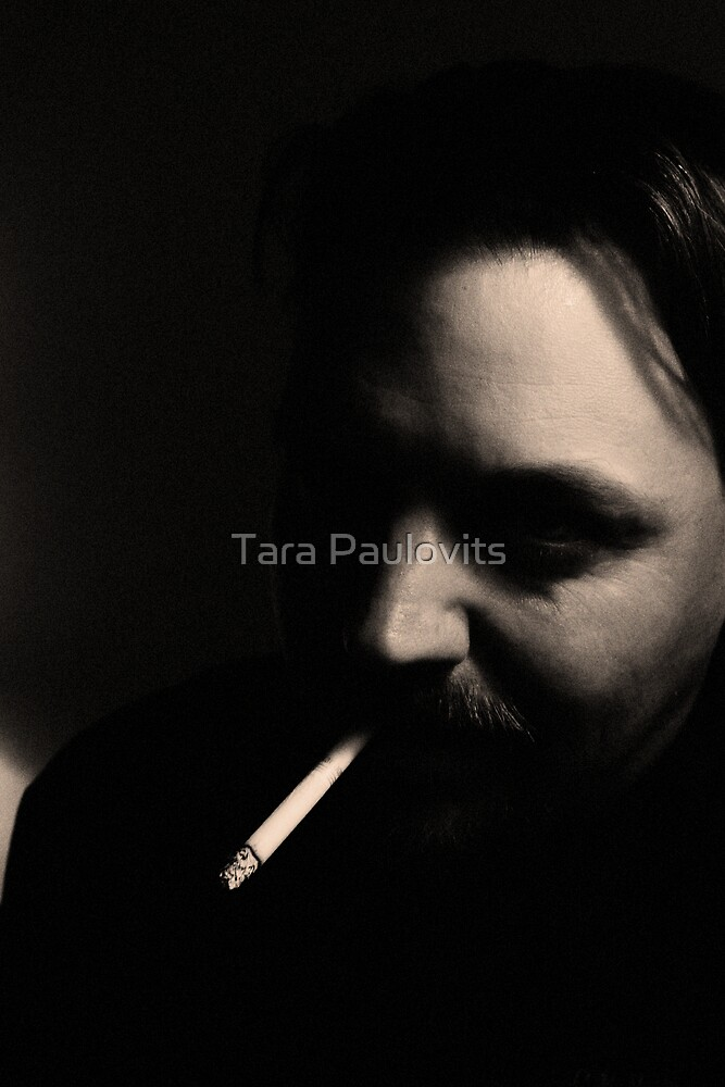 One Last Cigarette by Tara Paulovits
