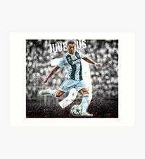 Lámina artística Cristiano Ronaldo