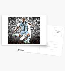Cristiano Ronaldo Postcards