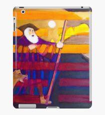 Hexagram 56: Lu (The Wanderer) iPad Case/Skin