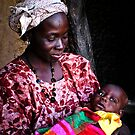Mother Care, Mali by Saka