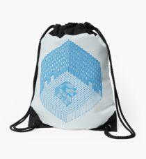 Wolfson Axonometric. Drawstring Bag