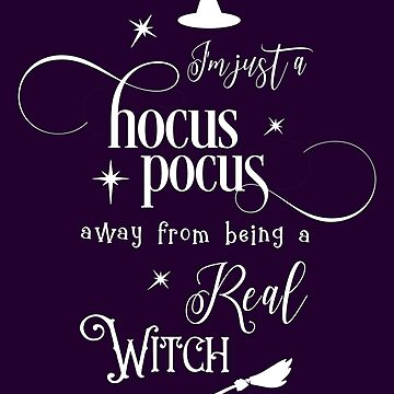 Hocus Pocus Witch / Witches Funny Halloween Party Outfit by STYLESYNDIKAT