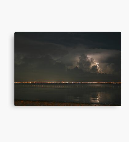 Tampa Bay Lightning Canvas Print