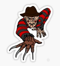 Freddy Krueger Sticker