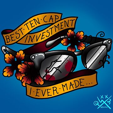 The Best Ten Cap Investment by QuantumTattoo