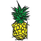 PINEAPPLE by Quentin DRON