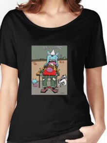 EDUCATION IS DEATH Women's Relaxed Fit T-Shirt