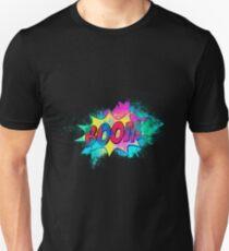 Comic blast colorful Unisex T-Shirt