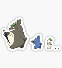Totoro March! Sticker