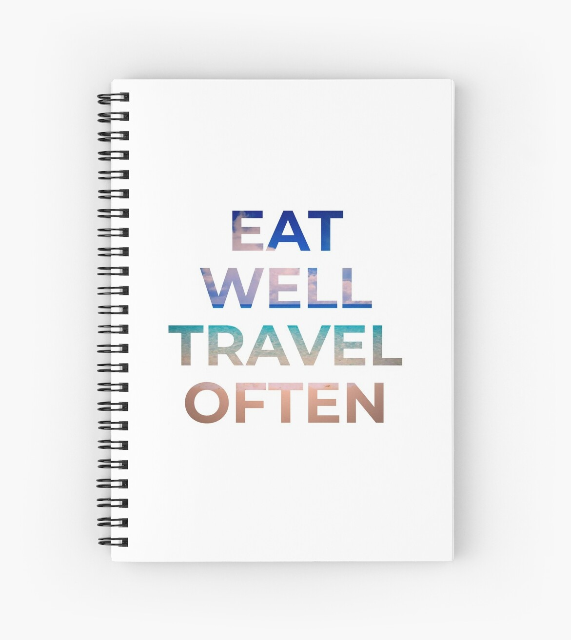 Eat Well Travel Often by BrightNomad