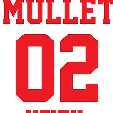 Space Mullet by OkayDesigns