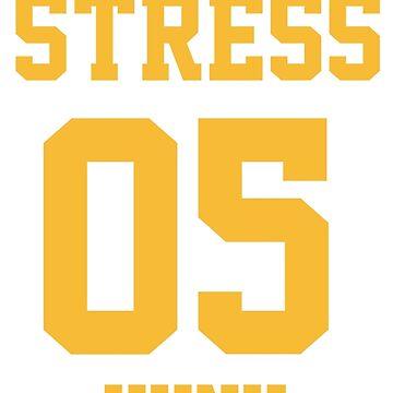 Space Stress by OkayDesigns