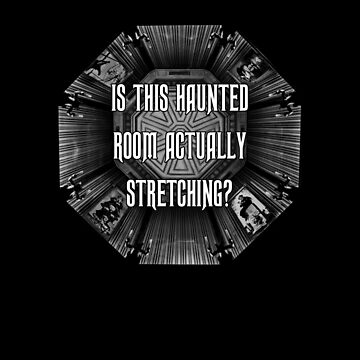Is This Haunted Room Actually Stretching? by zombill
