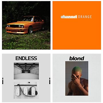 THE 4 ALBUMS by ItsOHB