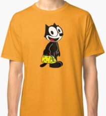 Felix The Cat & His Magic Bag Of Tricks Classic T-Shirt