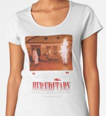 Retro Hereditary Fire Women's Premium T-Shirt