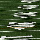 10 Yard Line by Angela E.L. Clements