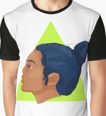 Girl in profile Graphic T-Shirt