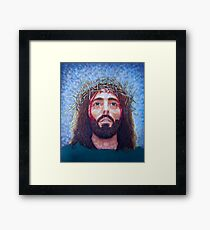 Man of Sorrows No 5 Framed Print