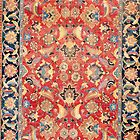 17th Century Persian Carpet by Vicky Brago-Mitchell