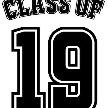 Class of 2019 by jrdesign1