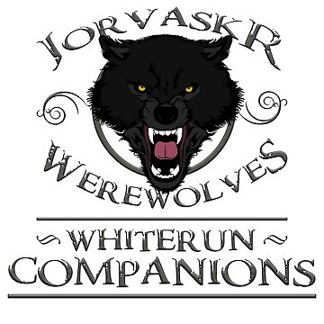 Jorvaskr Werewolves by PantherLilyz