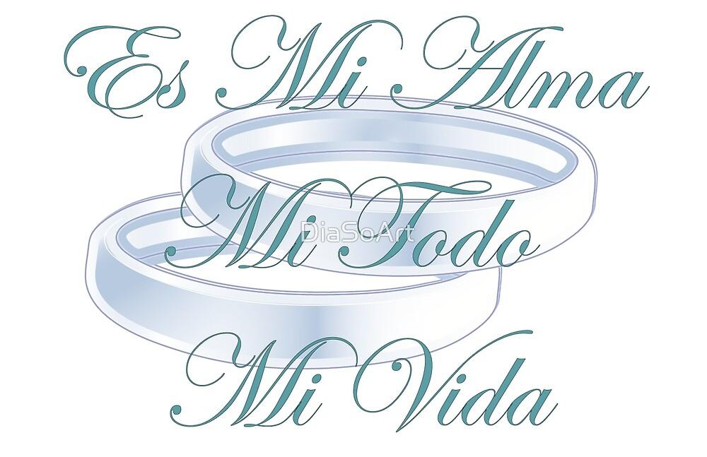 Es Mi Alma by DiaSoArt