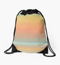 Swept Away Drawstring Bag