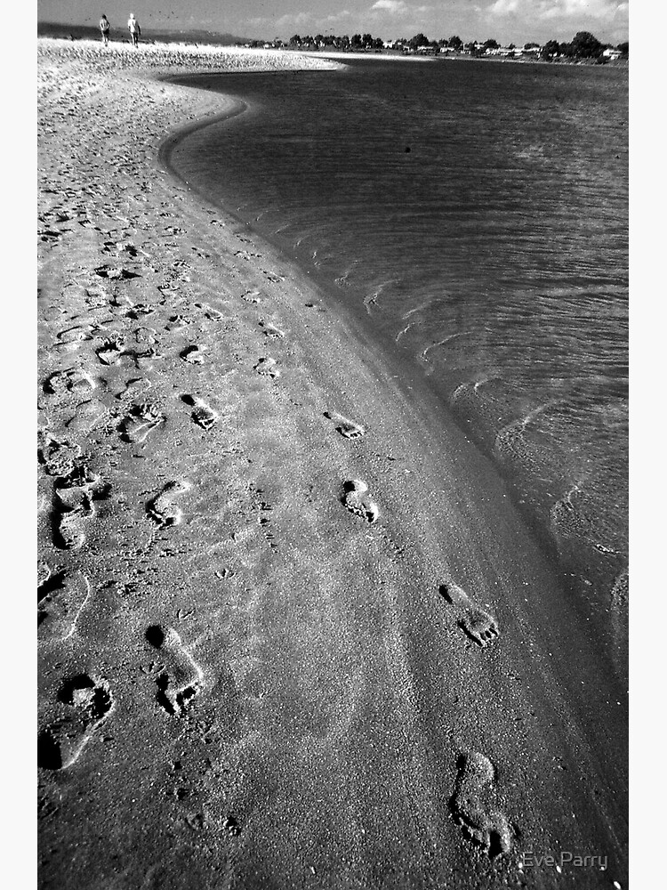 Footprints In The Sand by AdamsWife